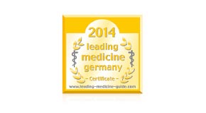 Siegel Leading Medicine Germany