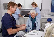 Implantatnachsorge