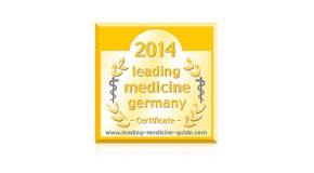 Siegel Leading Medicine Germany