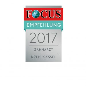 Focus Empfehlung 2017 Zahnarzt Kreis Kassel