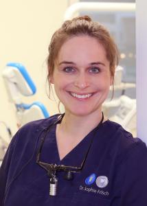 Dr. Sophie Frisch